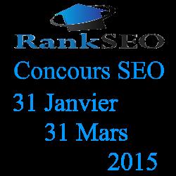 Concours seo 2015